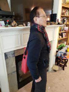 My Trusty Red Bag